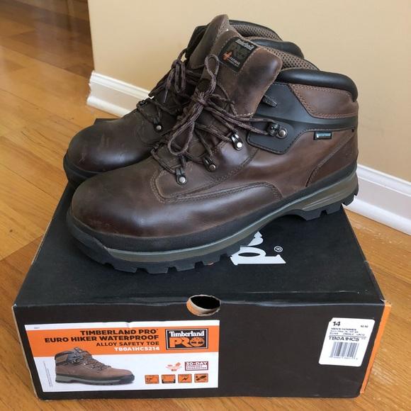 b715b1f52f3 Man Timberland Pro Work Boots